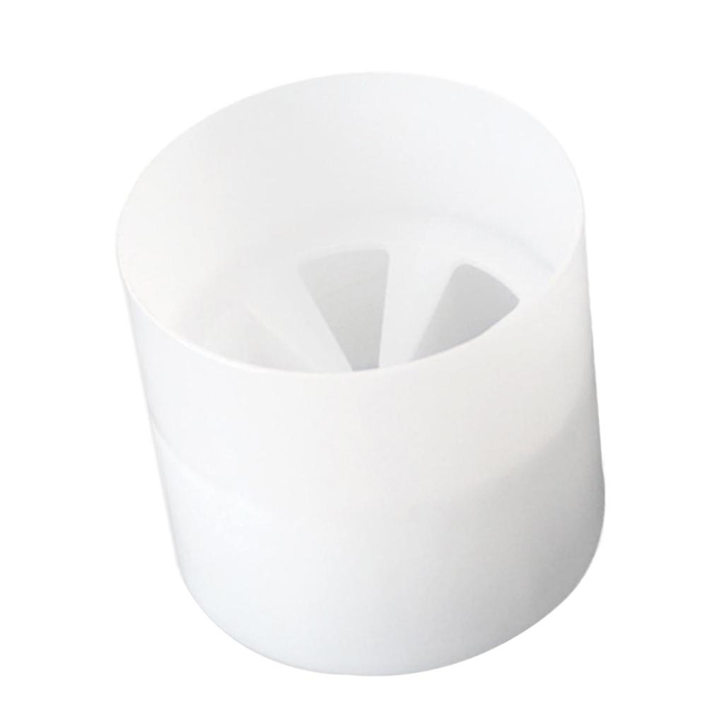 10x Practice Golf Hole Cup Plastic Putting Cup for Backard Garden Training