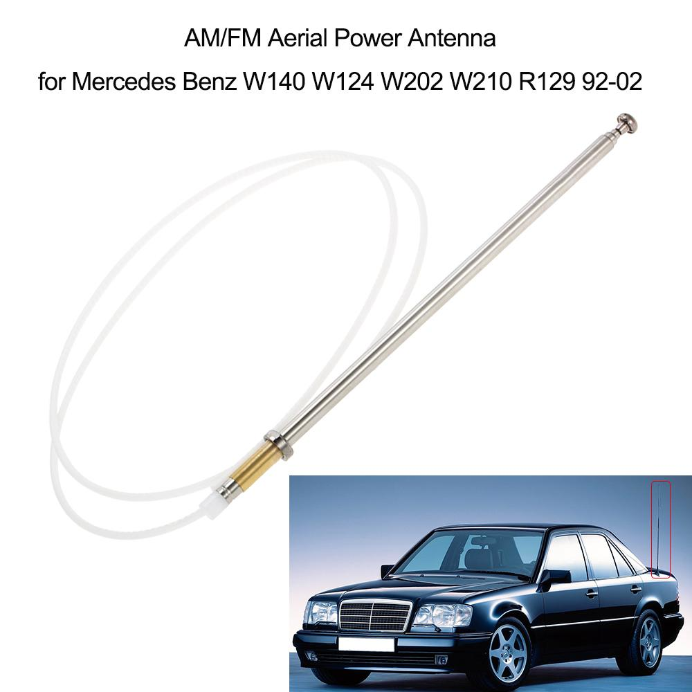 New Mercedes Benz Fuel Hose Filter to Feed Line W124 R129 W140 W202