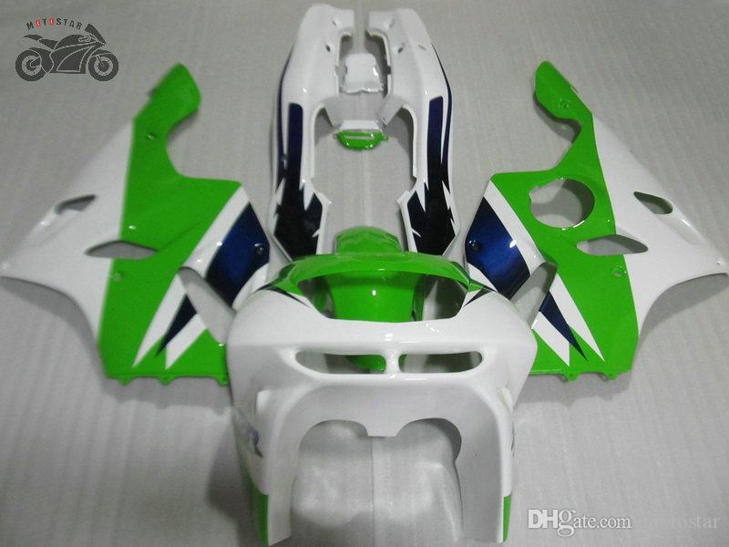 Alta qualità carenatura kit per la Kawasaki Ninja 94 95 96 97 ZX6R corsa su strada carenature cinesi ZX 6R ZX6R 1994 1995 1996 1997