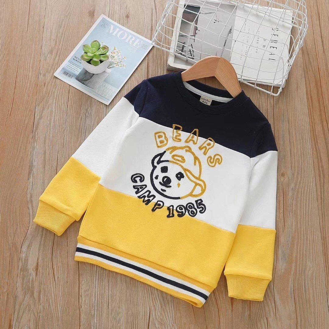sports costume enfants jouer costume pour les enfants d'été à l'aise et à la mode avec l'approvisionnement en coton S4PZFZ41