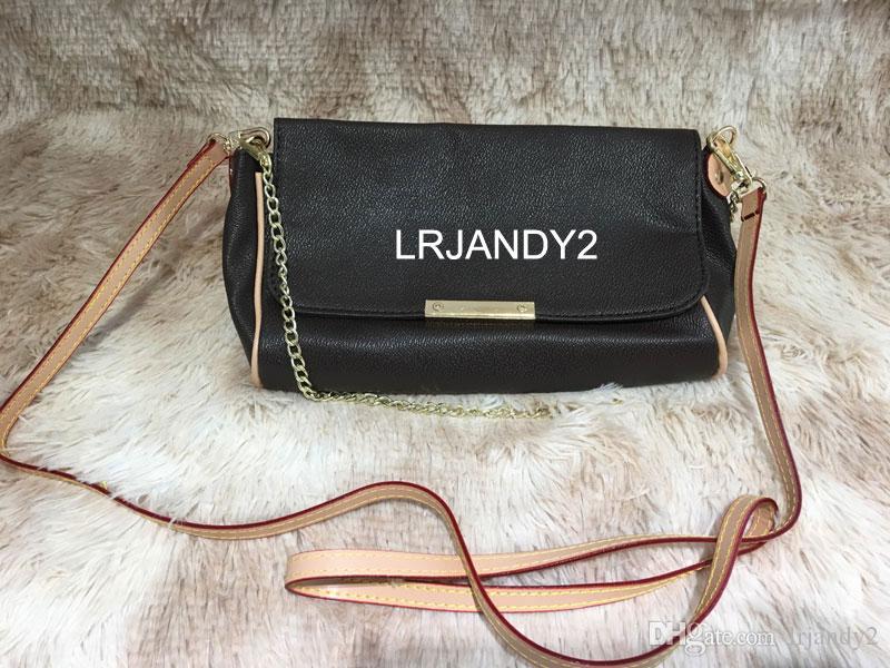 Frauen-Schulter-Beutel-Freizeit-Umhängetasche Kette Taschen Mode Kleine Messenger Bag Lady Handtaschen PU-Leder