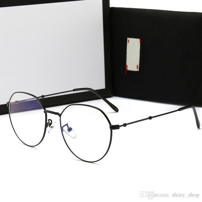 Gucci GG0236 Новые винтажные солнцезащитные очки в стиле стимпанк круглые Дизайнерский паровой панк Металл OCULOS de sol женщины Солнцезащитные очки для мужчин Ретро CIRCLE SUN GLASSES