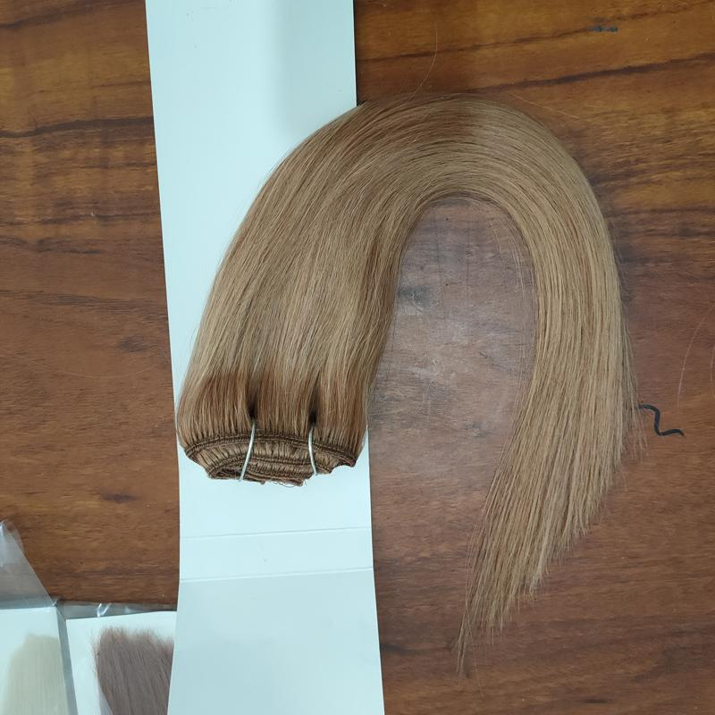 """Straight Hair 70g Full Head Silky Straight Remy brazilian Clip in Human hair extension Black Brown Blonde optional 14""""-26"""""""