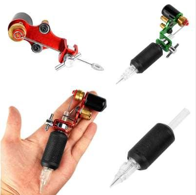 Dragonfly Rotary Tattoo Machine Shader & Liner Assorted Tatoo Motor Gun For Body Art Excellent Quality USA Overseas Warehouse
