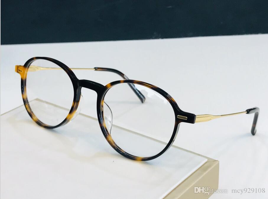5001 cadres de lunettes claire myopie lunettes oculos lendue lunettes de lunettes hommes lunettes rétro et de cadre hommes et femmes femmes Myopia Grau 12 CFCP