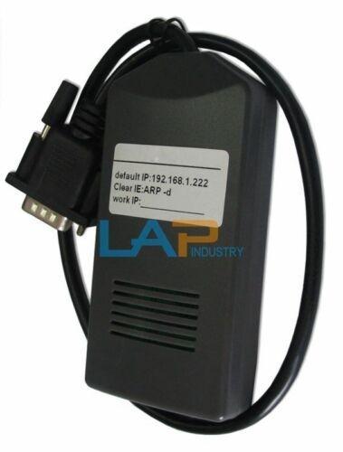 جديد ETH-MPI / كابل موانئ دبي الصناعية إيثرنت لشركة سيمنز S7-300 / 400 PLC Profinet