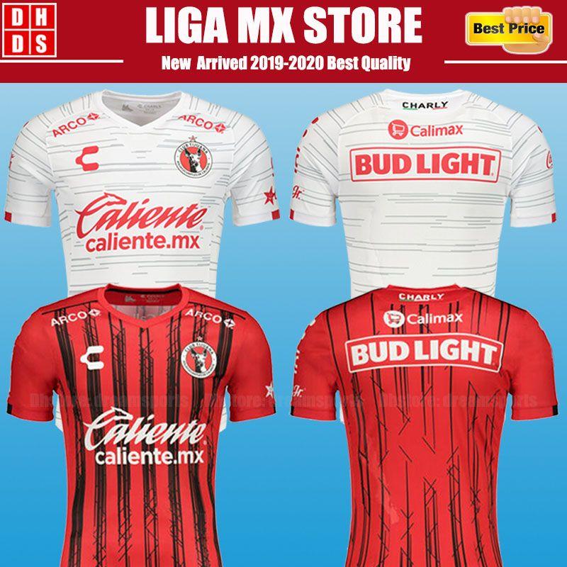 Acquista 2019 2020 Xolos De Tijuana CHARLY Maglia Da Calcio AP 19 20 Messico Club LIGA MX Casa Fuori Terzo Bianco Rosso Camisa De Futebol Football ...