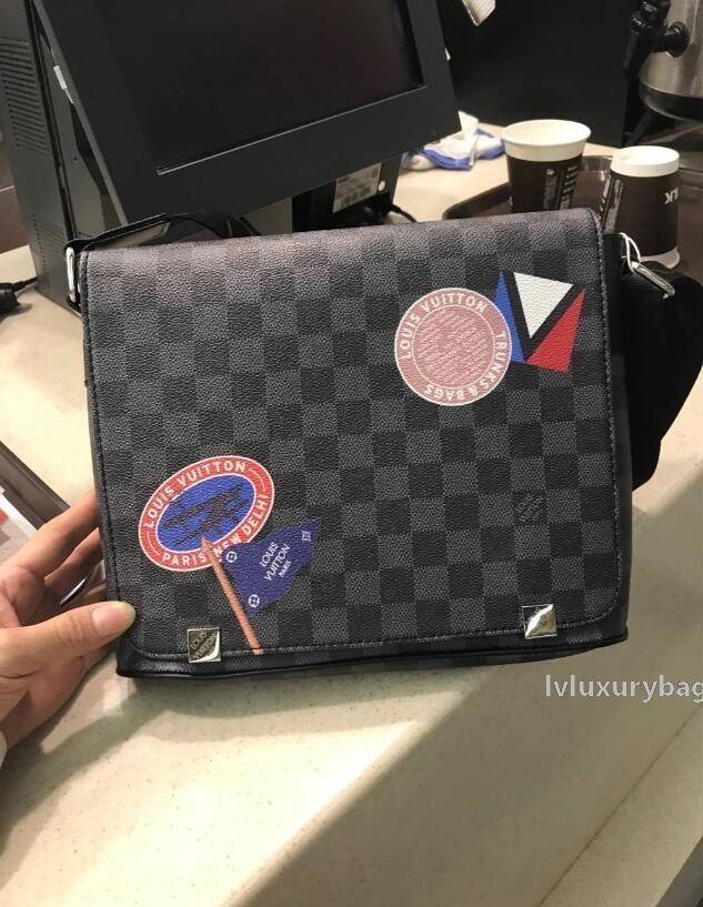 Designer bolsa de luxo sacos mulheres bolsa de ombro L flor 3 pcs mulheres alça de corrente pruses ombro saco $ 122