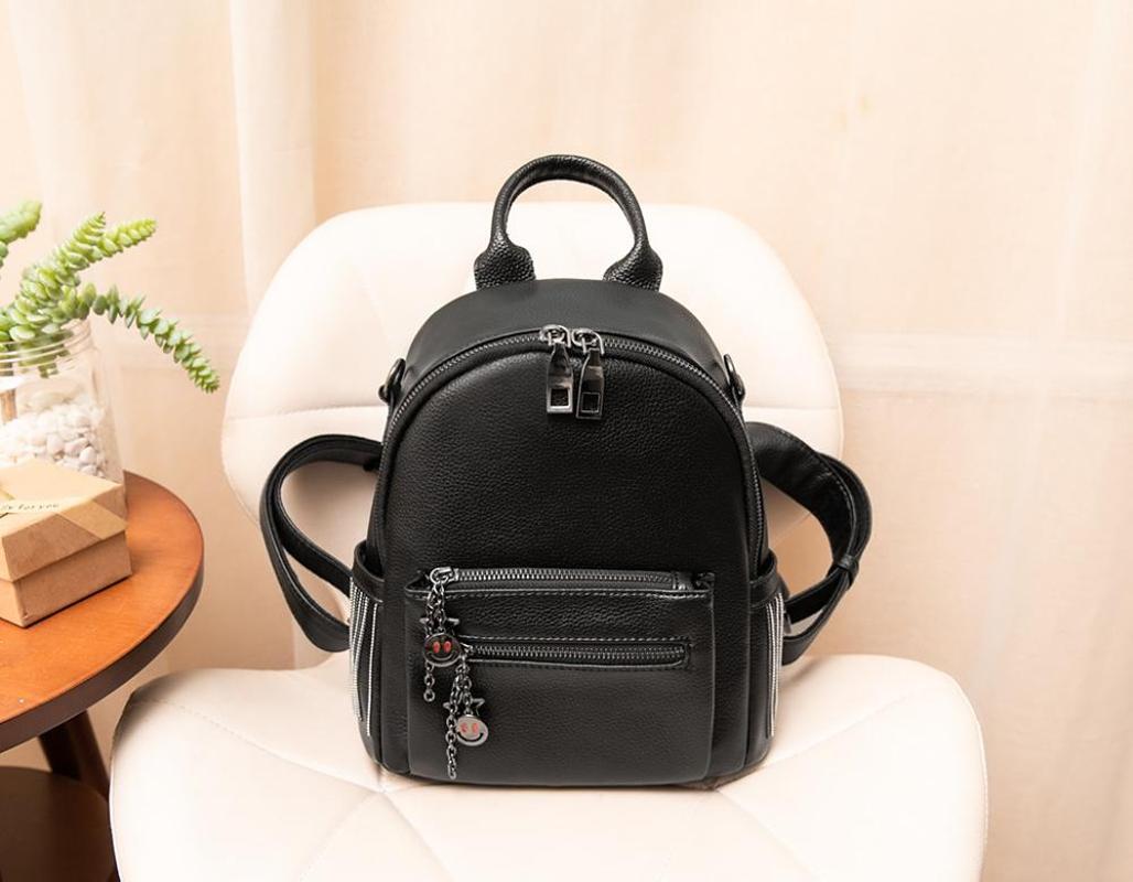YILUNXI Frauen-Rucksack Mädchen 2020 neue Beutel der neue Art Beutel Rucksack für junge Mädchen Tragbare Taschen Geeignet für Damen einkaufen