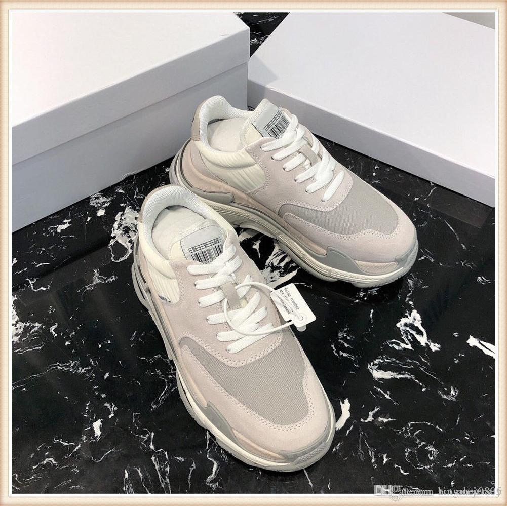 Sapatos de alta qualidade Caminhadas sapatilha clássico Moda Marca Confortável respirável Vintage sapatos de amarrar Casual Homens Mulher Sapatos