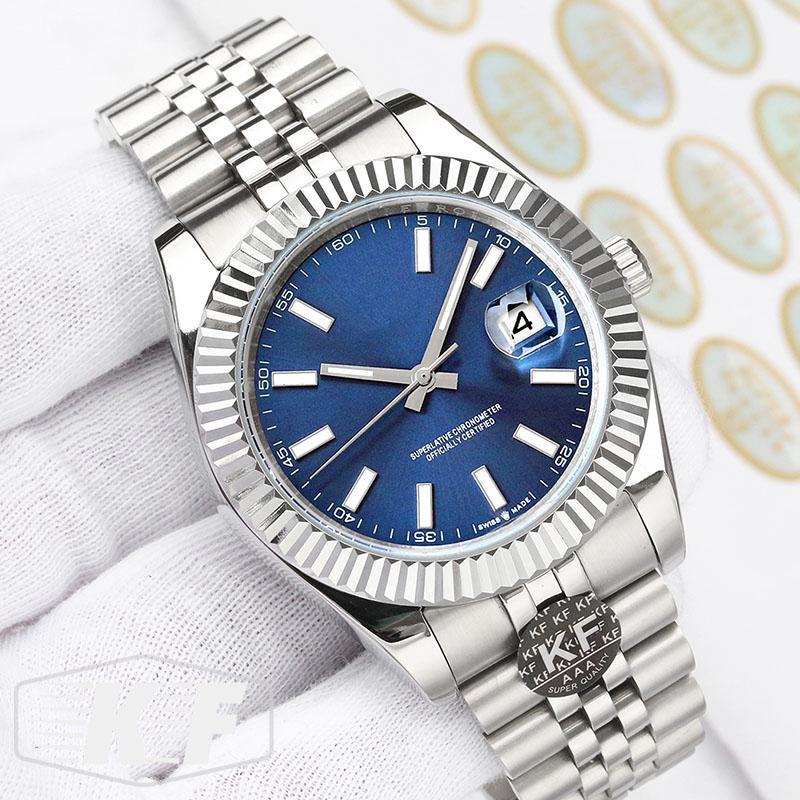 Sapphire Crystal Jubilé Femmes Luxe Mesdames Hommes Hommes Designer Datejust kf Mouvement mécanique automatique Montres-bracelets Montres de mode