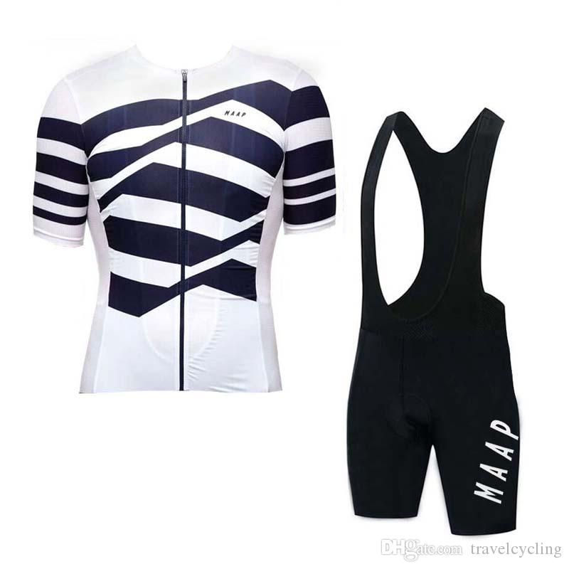 MAAP Pro 2020 ropa de ciclo rápido en seco de ropa hombres bicicleta de carreras de ciclismo conjunto Jersey Ropa ciclismo Maillot los deportes de bicicleta trajes Y203273