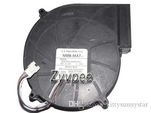 NMB 150x38MM BG1504-B045-POL 15CM 12V 1.7A 4 Kablo DLP DC Blower Fan BG1504-B045-P0L