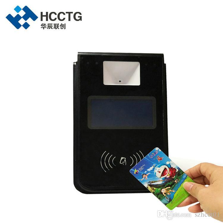 Convalida del bus della carta del biglietto GPS del trasporto della carta RFID di sostegno astuto di 4G WIFI con 4 slot PSAM P18-L2