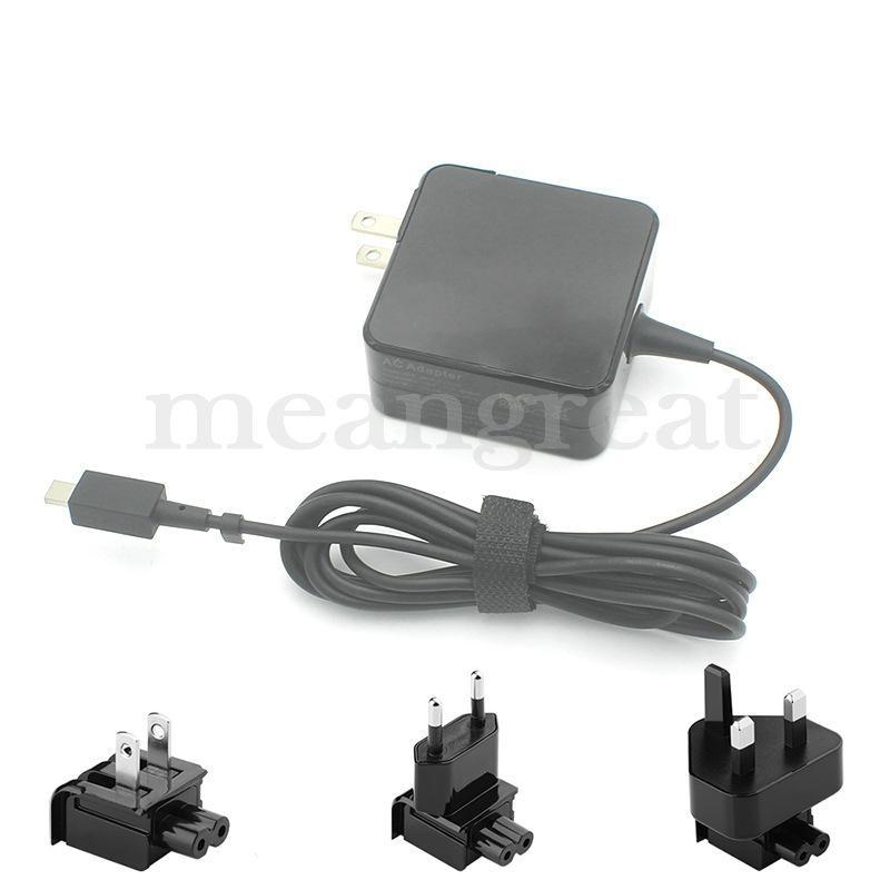 Высокое качество Замена ноутбук адаптер 19V 1.75A 33W для Asus X205T E202SA с Micro USB наконечником, Завод прямых продаж