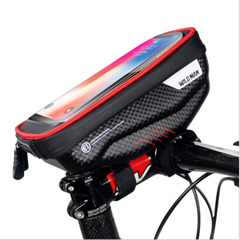Waterproof Mountain Bike Bag Backpack Cycling Drink Holder Travel Saddle