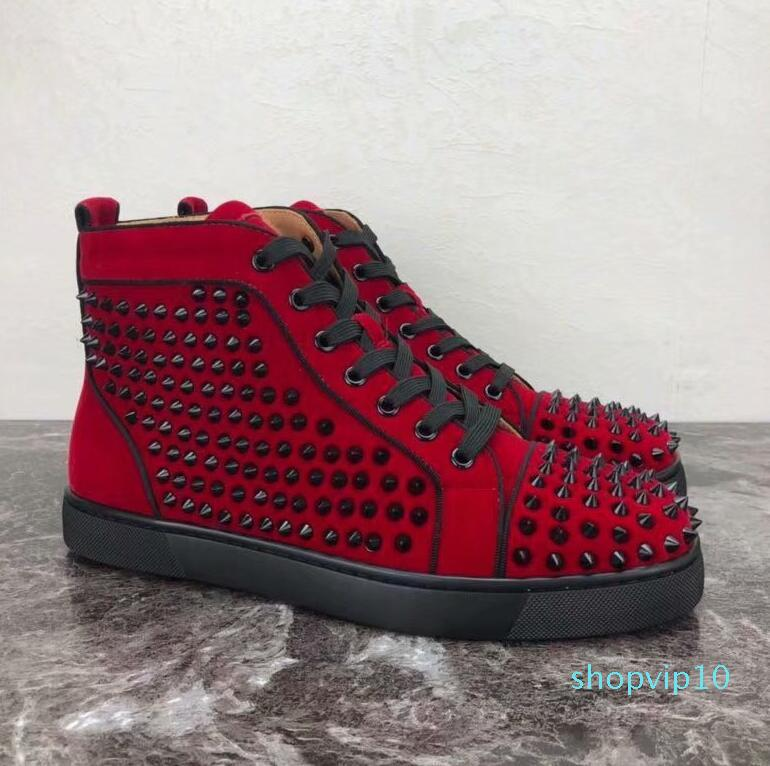scarpe da festa night club sexy per gli uomini nuovi appartamenti scarpe mens hip hop progettista estate alta primavera taglio scarpe da uomo
