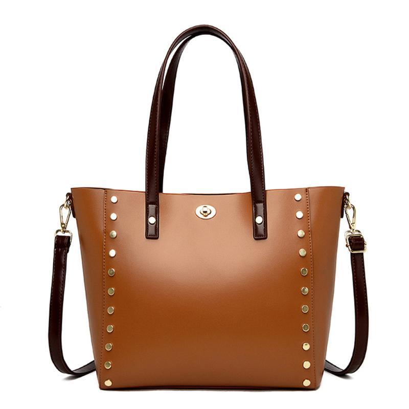 Mulheres sacos bolsas macias Senhoras couro Malas Bandoleira Feminino Big ombro por Mulheres grande tote Bolsa
