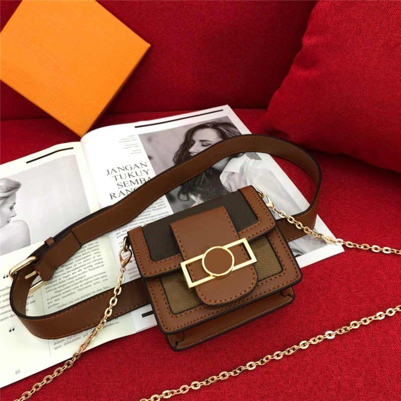 início da primavera 2020 designer mala saco da cintura clássico Arder cinto sacos de ombro sacos novo estilo saco crossbody