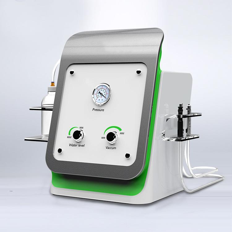 2020 salão de uso diamante pele casca de micro dermoabrasão beleza hidro aquático microdermoabrasão máquina de removedor de cabeça preta