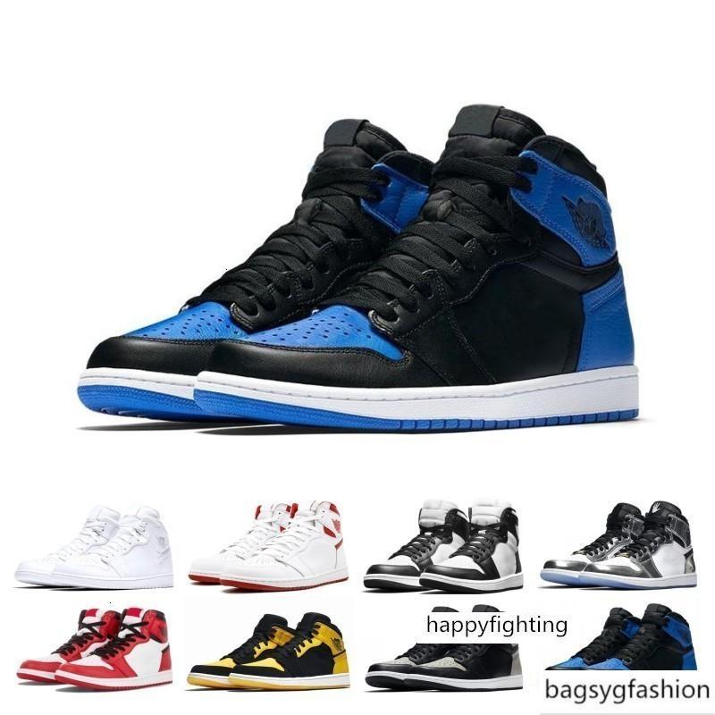 2019 Ucuz 1 1s erkekler basketbol ayakkabıları Fragment Yeni Aşk Siyah Parmak Altın Top 3 Çam Yeşil Gölge Kamuflaj Chicago spor ayakkabı