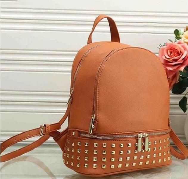 2020 new arrival Unisex PU Backpacks handbags European and American brand handbags luxury shoulder bag handbag School bag