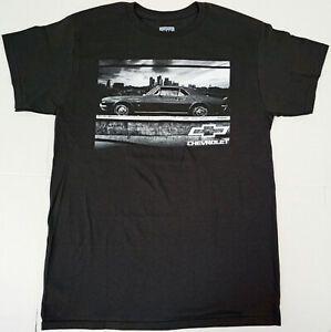 CHEVY CAMARO T shirt GM Licensed Chevrolet Classic Car Tee Mens MEDIUM New