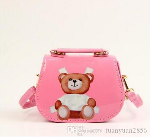 Designer Kinder Gelee Messenger Bag Stilvolle Baby Mädchen Schulter Handtasche Kleinkind Geldbörse Mädchen Mini Candy Farbe Tasche Baby Taschen
