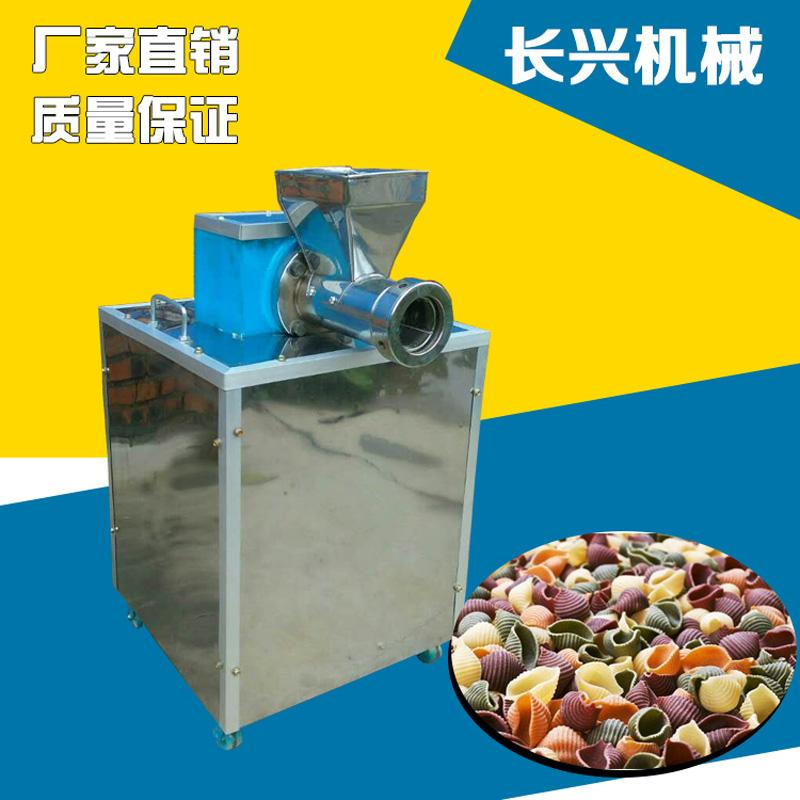 Free shipping stainless steel butterfly noodle snack machine / automatic pasta machine / hollow noodle peanut snack 220V