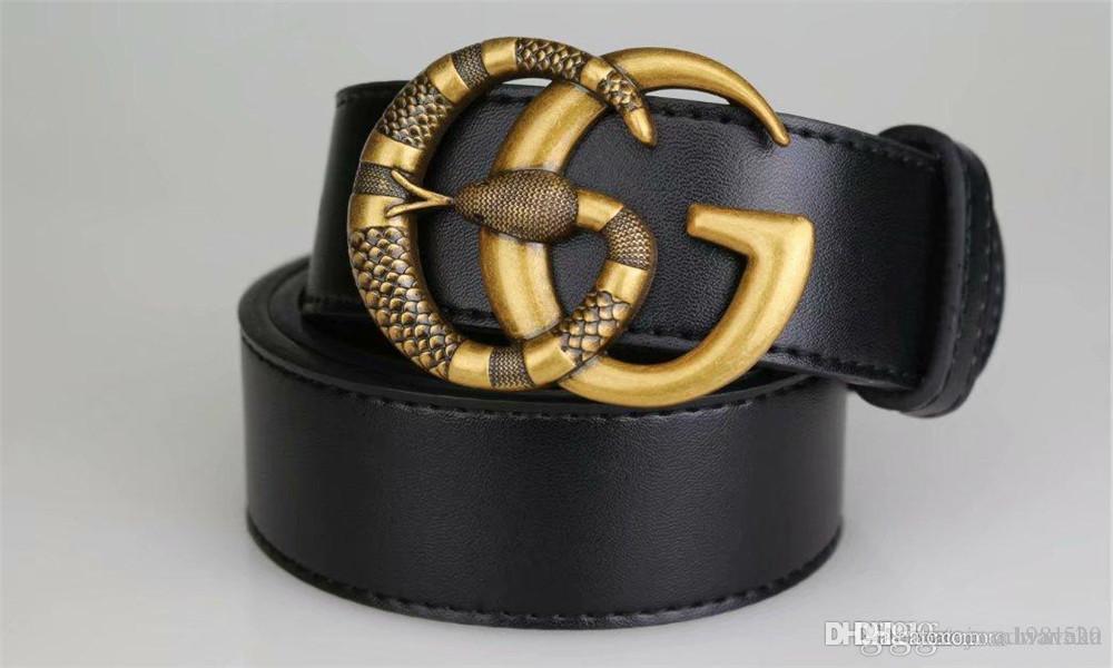 New 2020 nouvelle marque de luxe DESIGNERS ceinture de mode de haute qualité ceinture de loisirs des femmes de ceinture en cuir de vache Jeans Bracelet Livraison gratuite 80