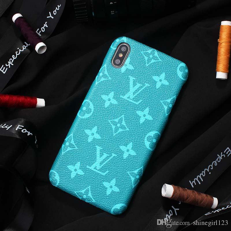 Designer-Telefonkästen Leder-Mappenkasten für iPhone X XS Max XR 8 7 6 6S A534 Abdeckung für Plus-Standplatz-Kartenhalter-A2769