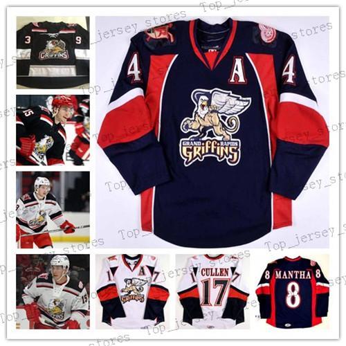 2020 Custom AHL Grand Rapids Griffins