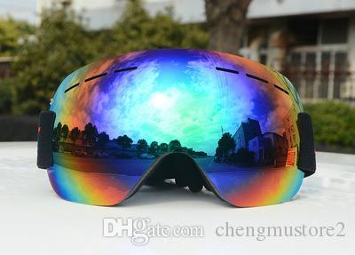 Lunettes de ski lunettes anti - sphériques de sable pour les hommes et les femmes escalade des adultes et des lunettes de neige - anti-buée