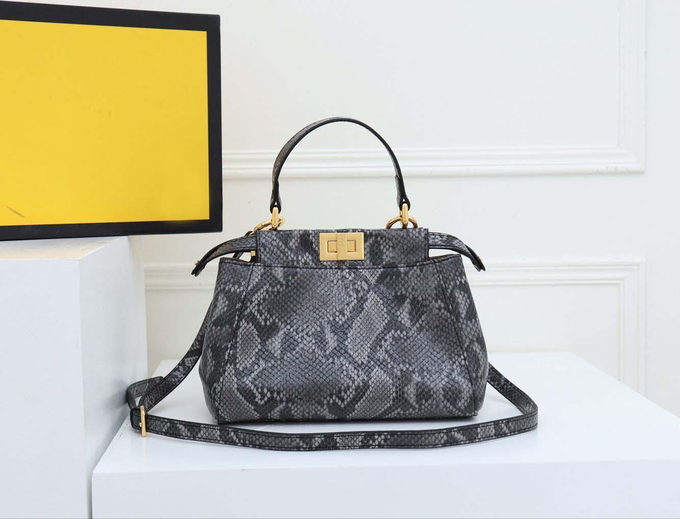 heiße Handtaschendesignerhandtaschendame Shoulder Bags Tote Cross Body sackt ursprünglichen Telefonbeutel der Hardware-Damen 23cm ein freies Verschiffen