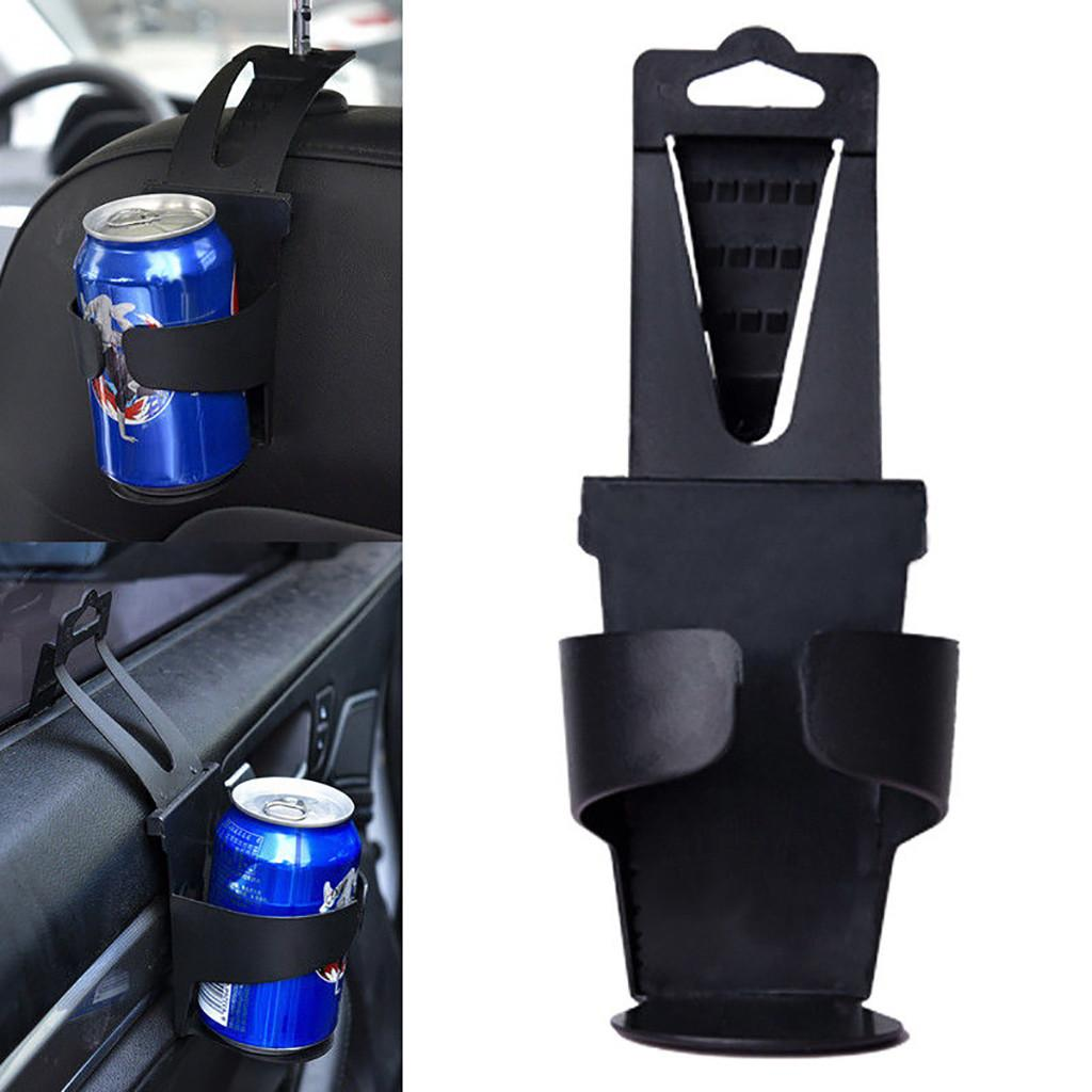 1pc Universal Car Truck Drink Water Cup Bottle Can Holder Door Mount Stand New