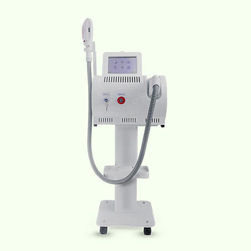 High quality portable laser hair removal machine beauty use body treatment acne vascular skin rejuvenation machine