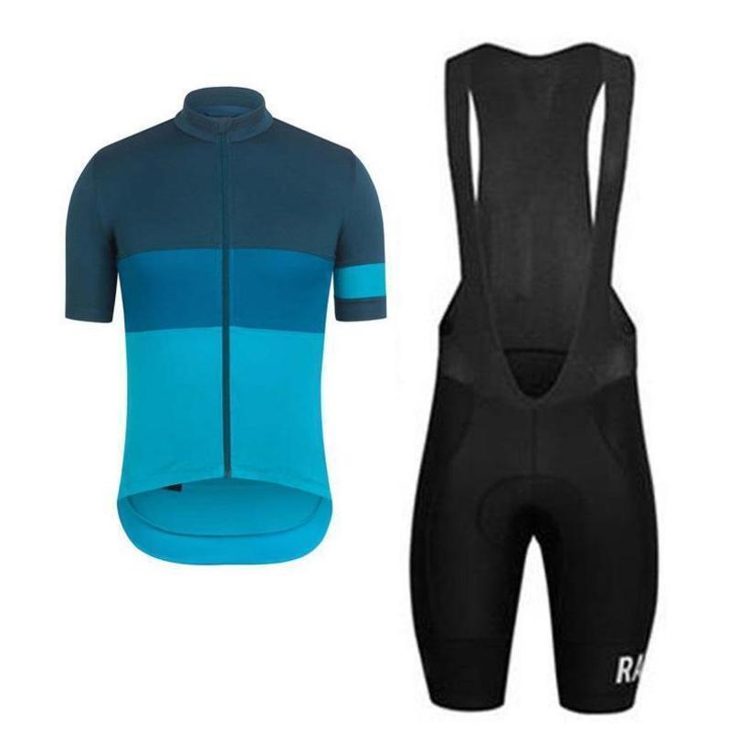 İyi Yaz Bisiklet Formalar En Rapha Erkekler Takım Döngüsü Giyim Kısa Kollu Bisiklet Giyim Maillot Ropa Ciclismo Uniformes Bisiklet Giyim