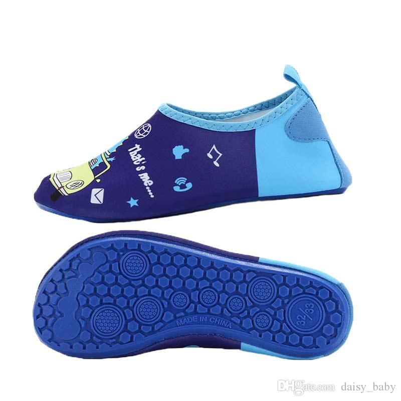 Skid Proof Boys Shoes For Children In