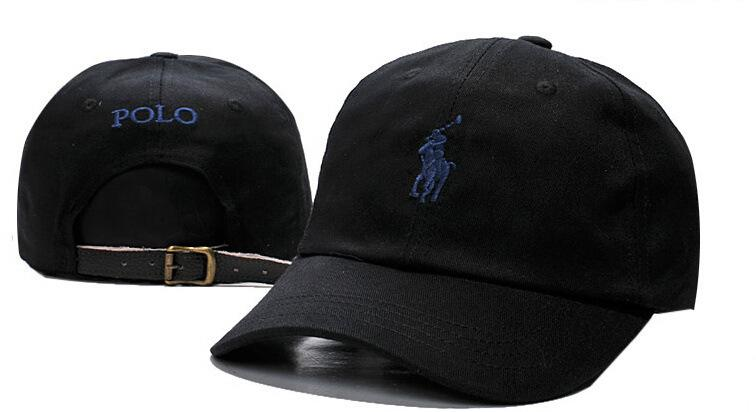 Luxus Frauen Männer Marken-Designer-Sommer-beiläufige Cap Beliebte Paare Baseballmütze Avantgarde casquette embroideryle kleine Pferde Hip Hop Kappen