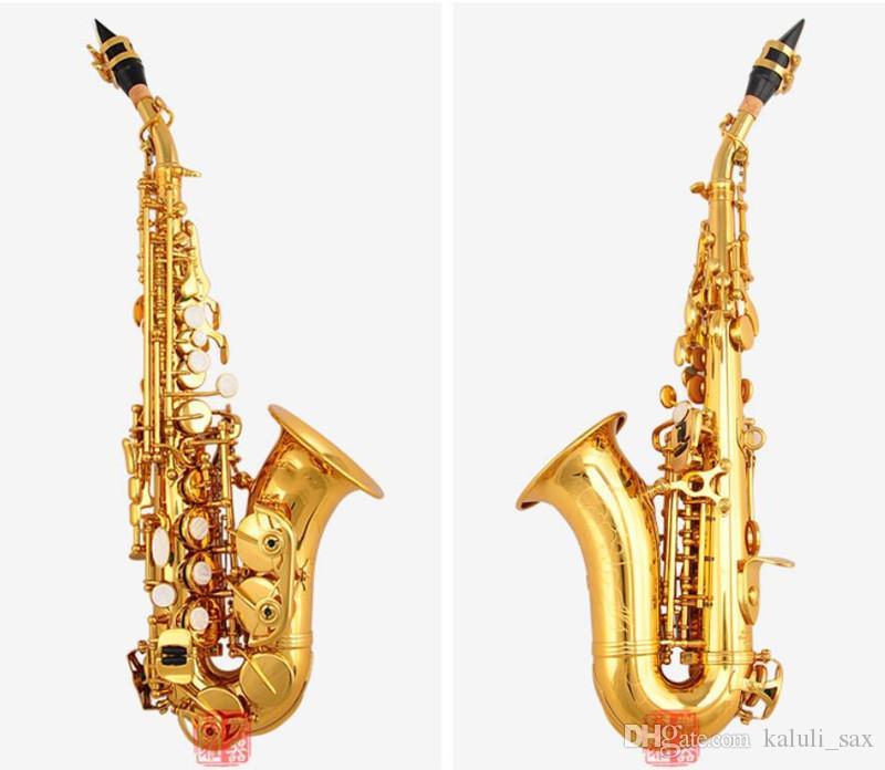 NEW Mini Model Soprano Saxophone 8 cm long in case UK seller @@ last few @@