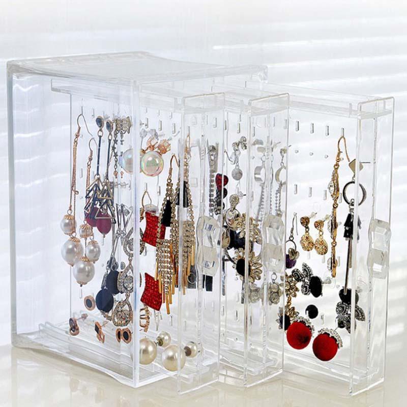 New Earrings Stand Display Holder Earrings Organizer Earring Screen Holds