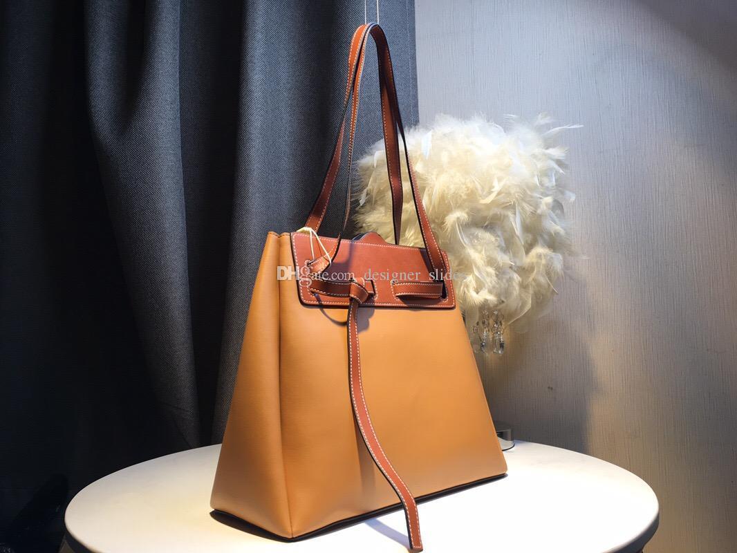 tasarımcı lüks büyük çanta çantalar kadınlar 2019 marka moda çanta yeni varış crossbody hakiki deri tote en kaliteli çanta