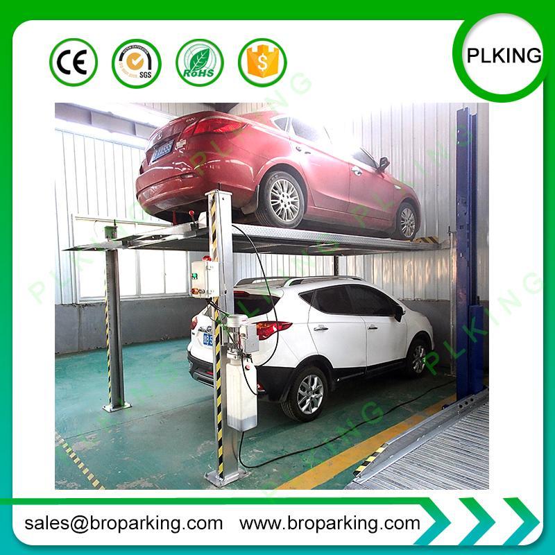 SUV / Large Car Portable Garage Lift-Plattform