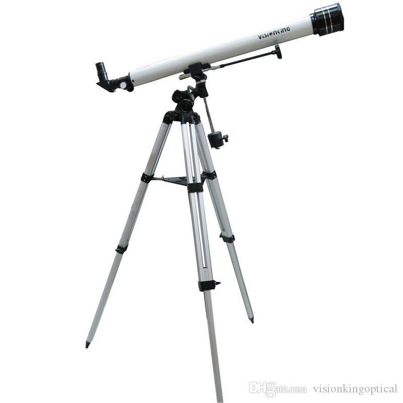 Visionking 900 / 60mm Monocular Equatorial Espaço de Montagem Telescópio Astronômico Profesl Astronomia Telescópio Monóculos Espaço Astronômico Lua