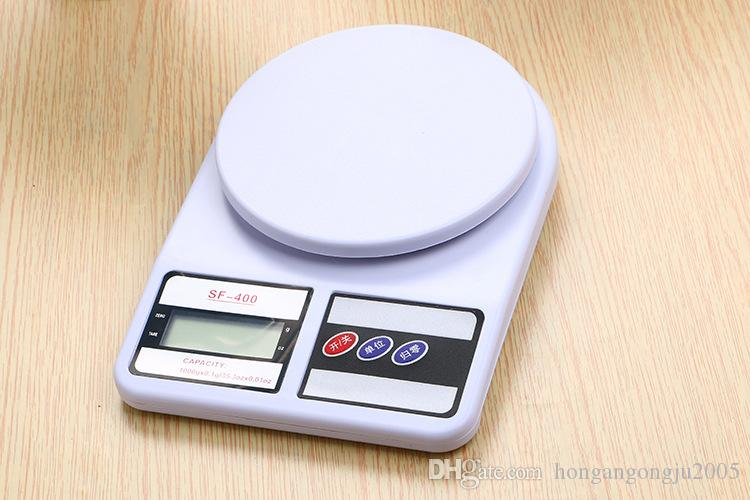 2019 Electronic Kitchen Scale Kitchen Scales Digital Balance Food Scale  Baking Balance High Precision Kitchen Electronic Scales 10kg/1g 353oz/0.1  From ...