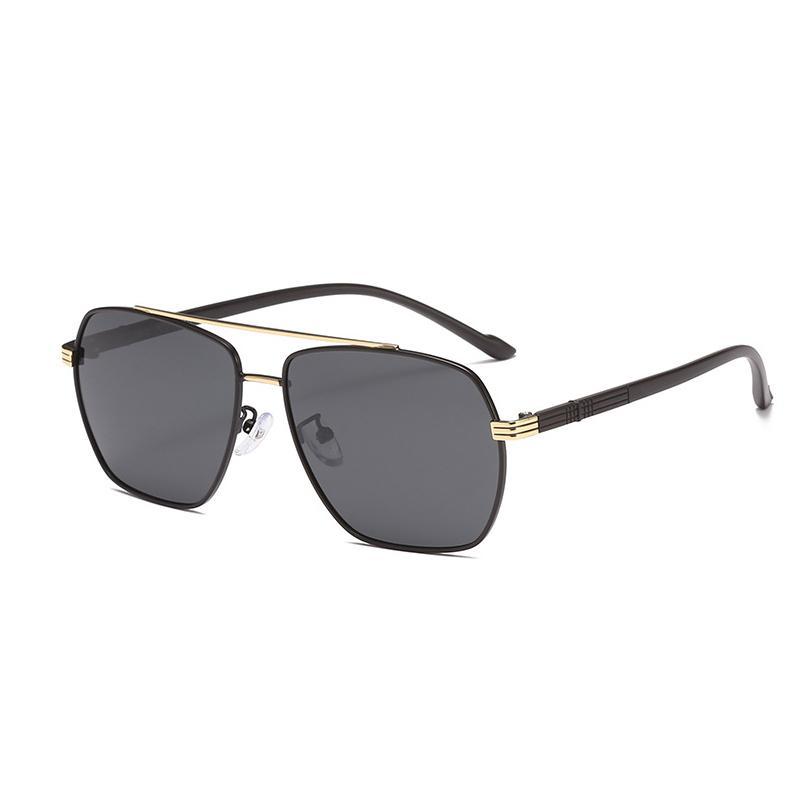 أعلى جودة 2020 فاخرة جديدة للرجال أزياء السيدات النظارات الشمسية الشعبية مستطيلة مصمم النظارات الشمسية 100٪ الأشعة فوق البنفسجية حماية مع الإطار