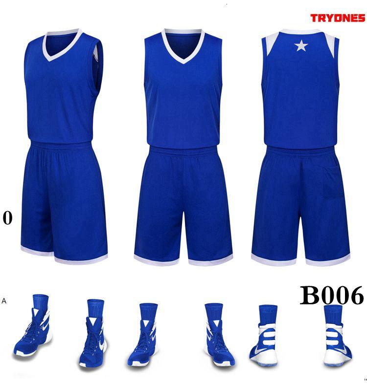 2019 Mens New Blank Edition Basketball Jerseys Custom name custom number Best quality size S-XXXL Purple WHITE BLACK BLUE CV5GFu11mY