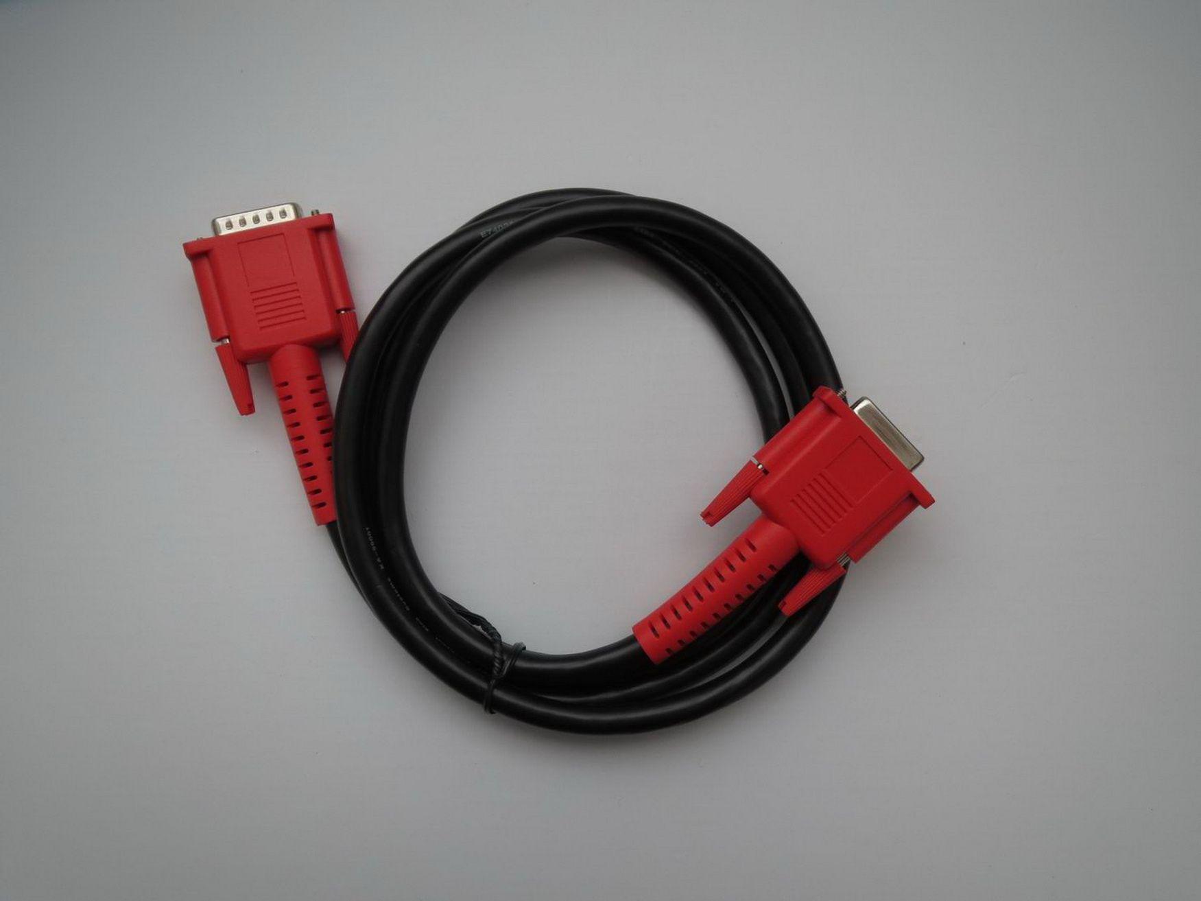 for Autel Maxidas DS708 OBD I II DLC Main Cable 708 Test Cable Autel Diagnostic Tools Cable EOBD Adapters