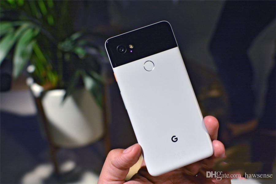 Refurbished Original Google Pixel 2 XL 6 0 Inch Octa Core 4GB RAM 64/128GB  ROM Android 8 0 Unlocked 4G LTE Smart Mobile Phone Free DHL Buy Mobiles Buy