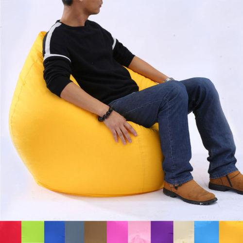Fantastic Large Bean Bag Gamer Beanbag Adult Outdoor Gaming Garden Big Arm Chair Wedding Chair Covers To Buy Kitchen Chair Slipcovers From Bdhome 26 29 Inzonedesignstudio Interior Chair Design Inzonedesignstudiocom